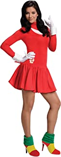 Rubie's Costume Sonic The Hedgehog Adult Knuckles Dress and Accessories