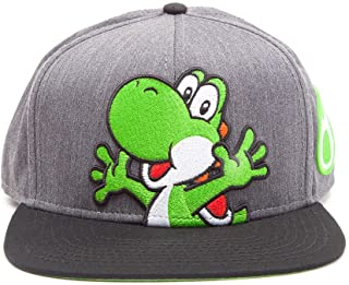 Nintendo Snapback Cappellino Yoshi und Ei [Andere Plattform] - [Edizione: Germania]
