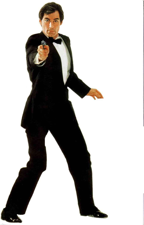 service Hollywoodprop Timothy Dalton James Bond 007 sale S LIFESIZE Cardboard