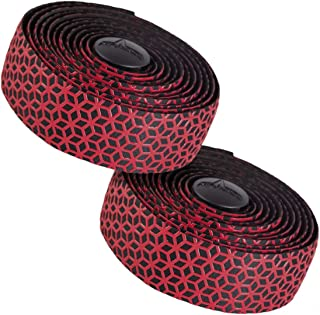 MARQUE Hex Bicycle Handlebar Tape - Road Bike Handle bar Tape 2PCS per Set