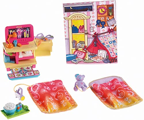 Fisher-Price Loving Family Hidden Room Slumber Party by Fisher-Price