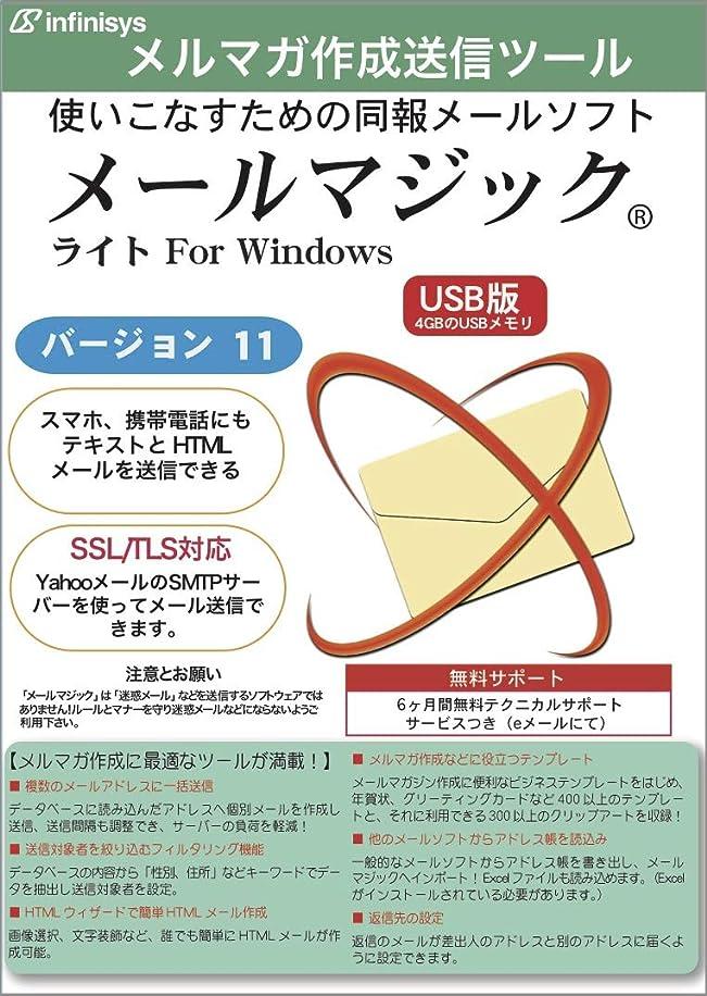 レスリング略奪スチュアート島メールマジックライト11 USBメモリ版