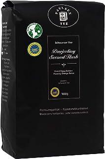 Paulsen Tee Schwarzer Tee Darjeeling Second Flush, 1000g 28,95 Euro/kg, rückstandskontrolliert & zertifiziert