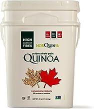 NorQuin Golden Quinoa Pail 252 Servings / 25 lbs - Big Bulk Bucket Great For Food Storage, Restaurants & Wholesale - Perfe...