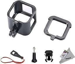 Deyard Aluminum Alloy Case for GoPro Hero 5 Session Hero 4 Session Camera Aluminum Alloy Standard Protective Housing Frame Case