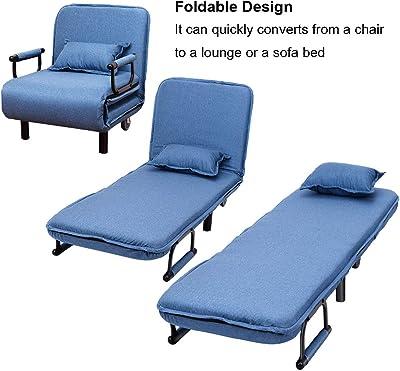 Amazon.com: Infini Mobiliario Reversible chaise Seccionales ...