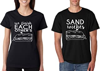 Best we finish each other's sandwiches shirt Reviews