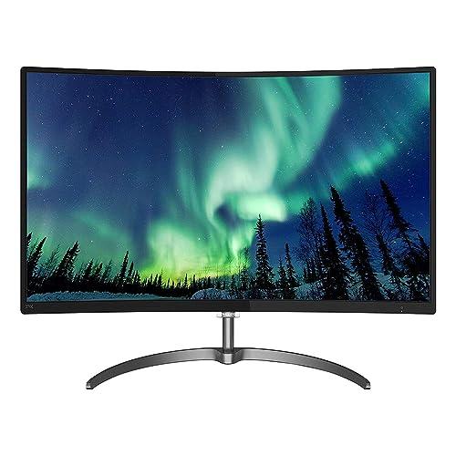 83429f884359e Philips 278E8QJAB   00 E-line Monitor LCD curvo de 27 pulgadas con monitor  Ultra