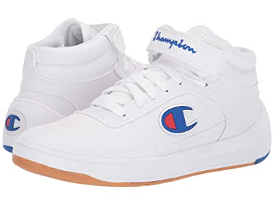 Champion Super C Court Mid CVS (White) Men