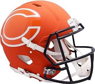 Riddell Chicago Bears AMP Alternate Revolution Speed Authentic Football Helmet - NFL Authentic Helmets