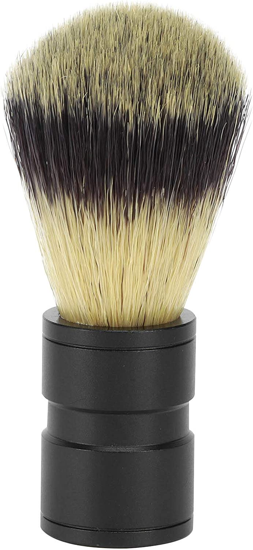 TOPINCN Shaving Brush Great interest Aluminum Handle Hair Synthetic Soft Nylon 5 popular