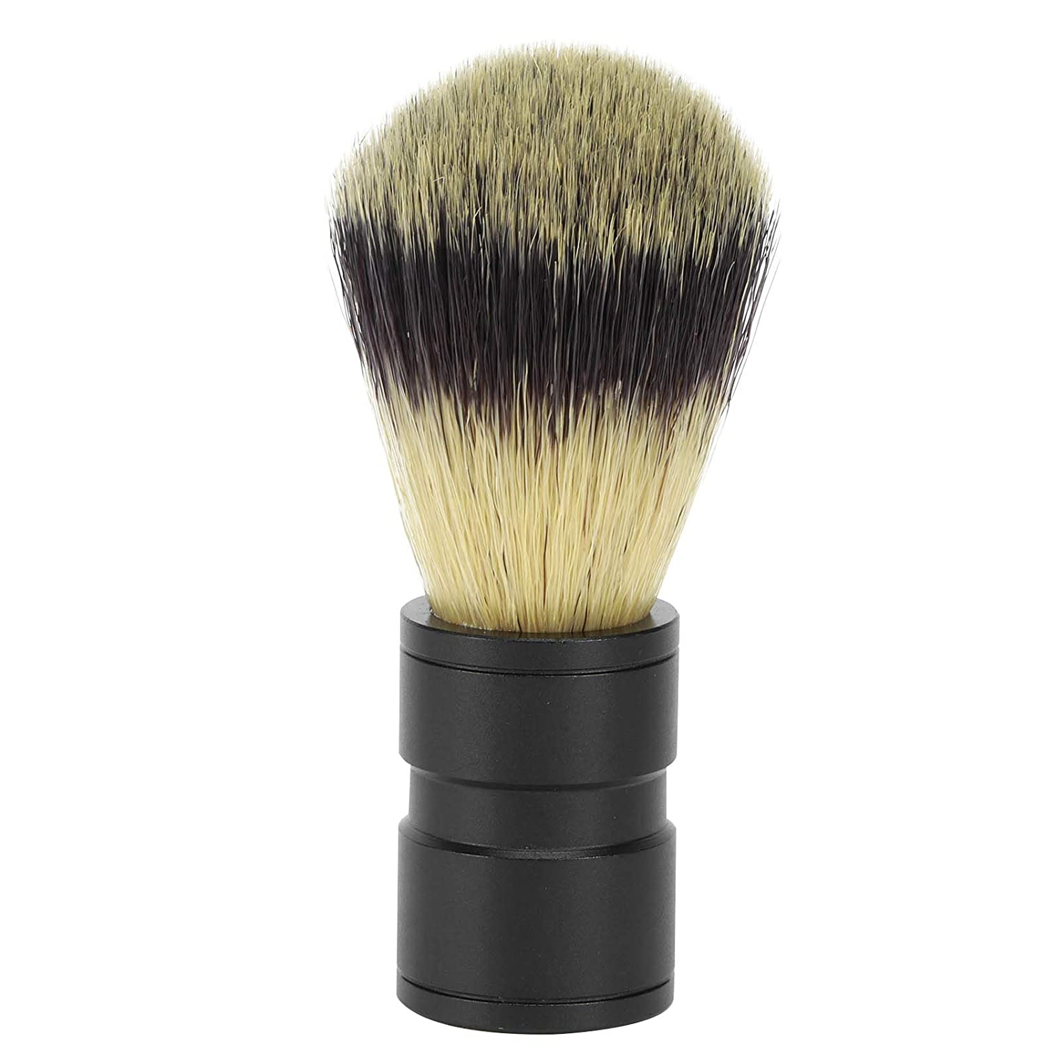 Direct store Black A surprise price is realized Shaving Brush Soft Hair Men
