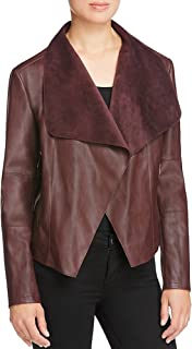 Best bagatelle draped leather jacket Reviews