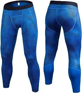 LUKEEXIN Mens Cool Dry Pants Sports Tights Pants Compression Pants Yoga Pants