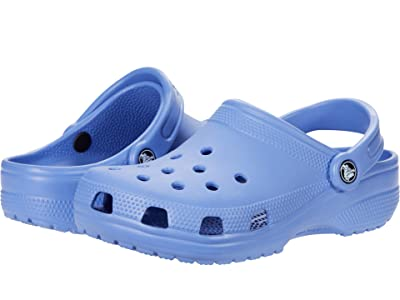 Crocs Kids Classic Clog (Toddler/Little Kid/Big Kid) (Lapis) Kids Shoes