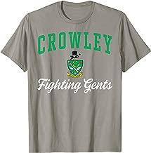 Crowley High School Fighting Gents T-Shirt C3