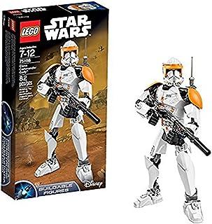 LEGO Star Wars Clone Commander Cody Building Kit - 75108