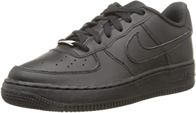 Nike Air Force 1 (GS), Baskets Basses Fille
