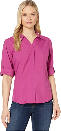 Expedition Chill Stretch 3/4 Sleeve Top