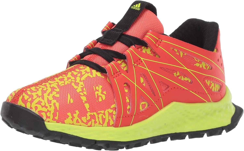 Gifts adidas mart Unisex-Child Vigor Running Bounce Shoe