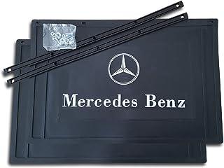 Trupa 2 x Schmutzfänger 400 x 300 / Spritzlappen/Spritzschutz  LKW Anhänger Mercedes