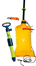 Seattle Sports Basic Safety Kit for Kayaks and Small Boats - Includes Bilge Pump, Paddle Float, and Safety Whistle