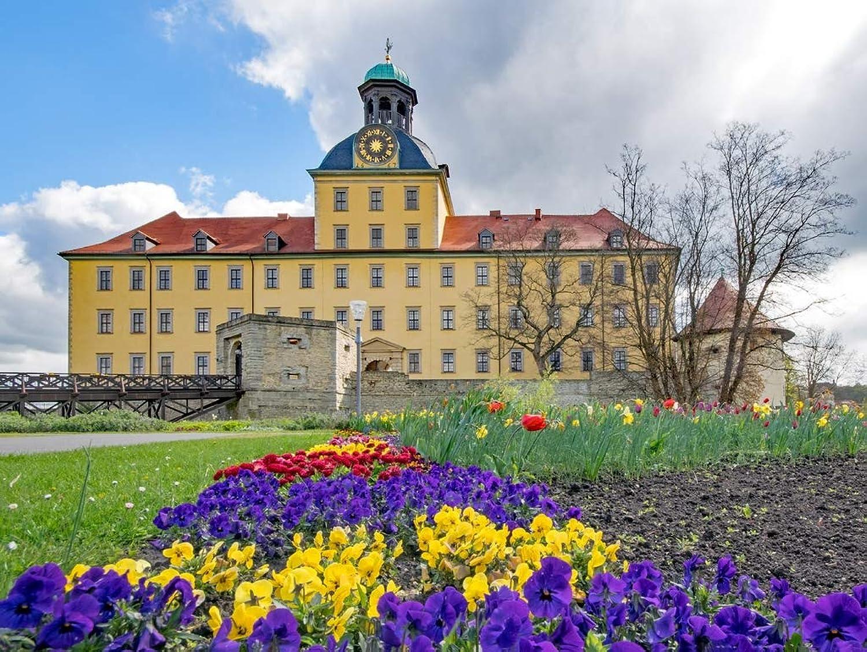 Lais Puzzle Schloss Moritzburg Zeitz 2000 Teile B07P6CXPX3 Schöne Kunst   Haltbarkeit
