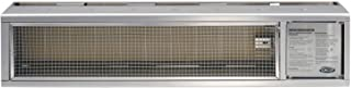 DCS DRH-48N Built In Patio Heater, Natural Gas, Brushed Stainless Steel