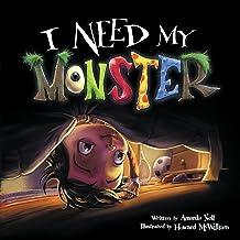 I Need My Monster (English Edition)