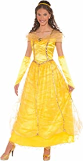 Women's Golden Princess Costume