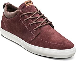 Gs Chukka Mens Sneakers Maroon