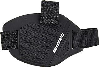 Hulzogul Almofada de câmbio para motocicleta, almofada de câmbio de engrenagem para motocicleta, protetor de bota de borra...