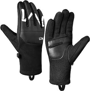 MCTi Winter Gloves Touchscreen Warm Fleece Lining...