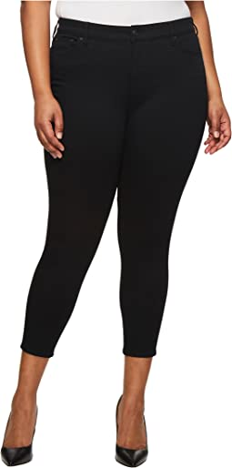 Plus Size Premier Skinny Crop Jeans