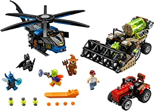 lego dc scarecrow harvest of fear