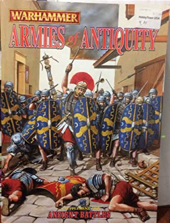 Warhammer. Armies Of Antiquity