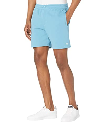 adidas Originals H Shmoo Shorts (Hazy Blue/White) Shorts