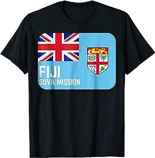Fiji Suva LDS Mormon Mission T-Shirt