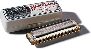 Hohner Marine Band Harmonica, Key of C#