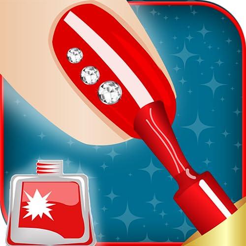 Nagel Salon - Spiele für Mädchen Kostenlose