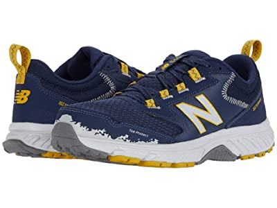 New Balance 510v5 (Natural Indigo/Chromatic Yellow) Men