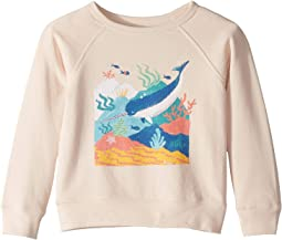 Narwhal Sweatshirt (Toddler/Little Kids/Big Kids)