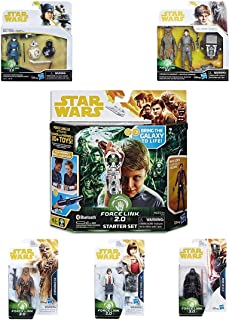 Star Wars Force Link 2.0 Set of 6 Figure Special Set Lucky Bag Assorted Toys