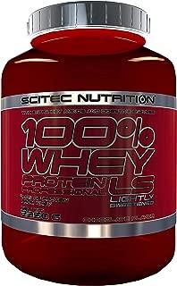 Scitec Nutrition Whey Protein Professional Proteína Ligeramente Endulzado Chocolate - 2350 g