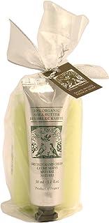 Pre de Provence Gift Shea Hand Cream and Soap, Linden, 6.6 ounces Bag
