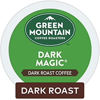 Green Mountain Coffee Roasters Dark Magic, Single-Serve Keurig K-Cup Pods, Dark Roast..