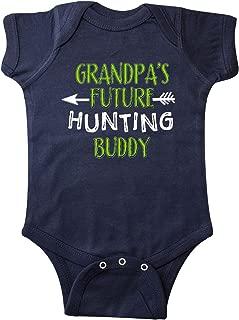 grandpa's hunting buddy onesie