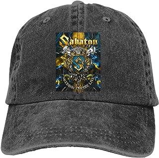 Jason A Ramirez Sabaton Swedish Empire Live Unisex Breathable Sun Hat,Fashion Baseball Cap,dad Hat,Adjustable