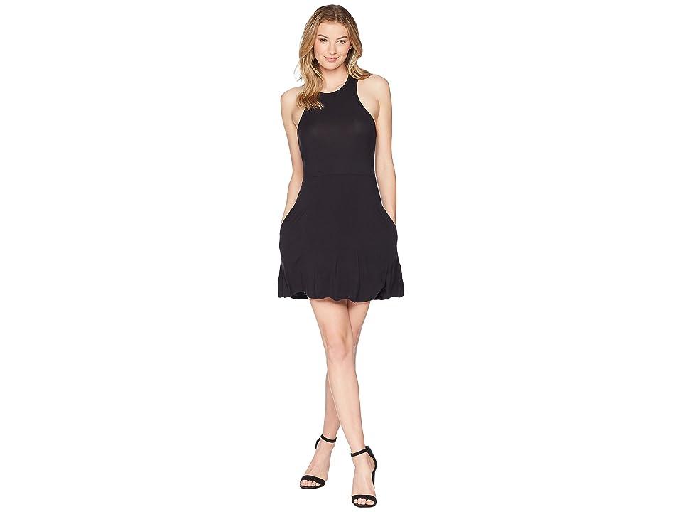 RVCA Iris Dress (Black) Women