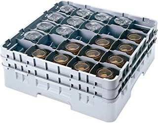 cambro glass rack
